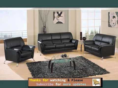 Sofa Designs And Collection | Leather Sofa Living Room Romance