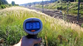 Góra Włodowska Train Mix 2016