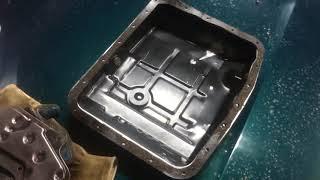 Замена масла в акпп Subaru Legacy 1997