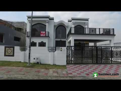 1 KANAL GULF WHITE VILLA FOR SALE IN SECTOR J PHASE 2 DHA ISLAMABAD