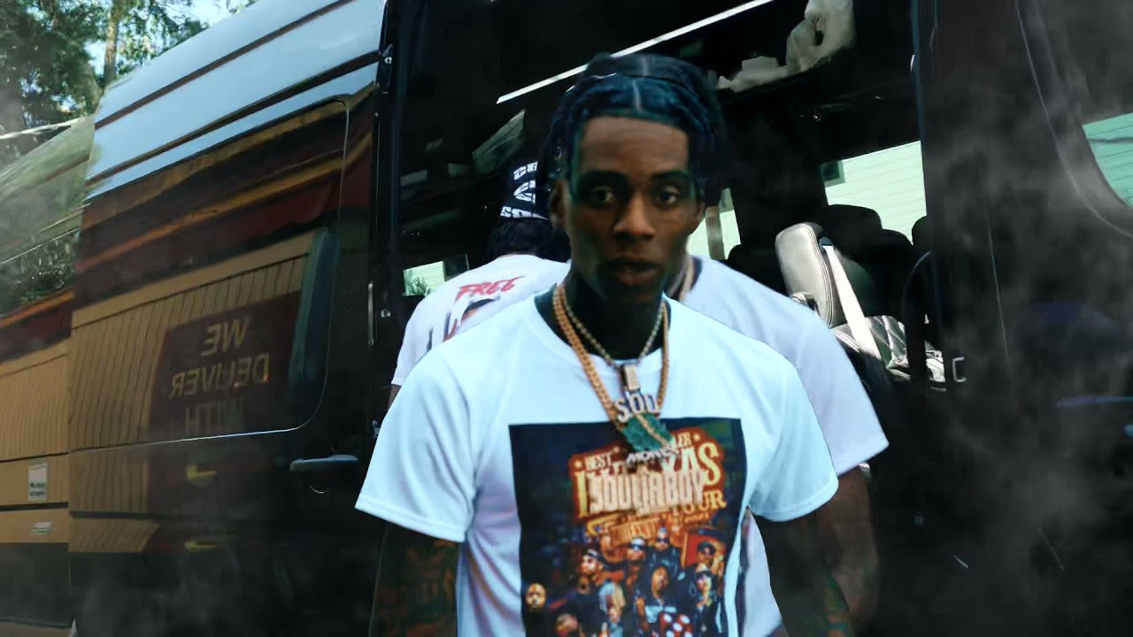 Download Soulja Boy (Big Draco) - Who Want Smoke With Me? (Official Music Video)