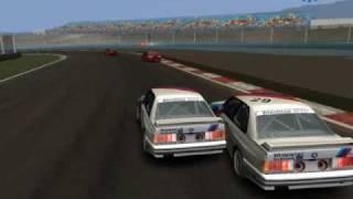 Race: The WTCC Game - Some Vintage 1987-Era Action