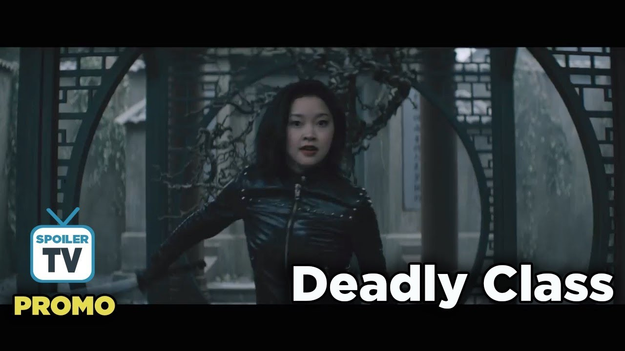 Deadly Class Trailer 2