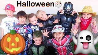 👻Kids Halloween Costume BIRTHDAY Party!🎂 Plus Sports Gear GIVEAWAY!!!