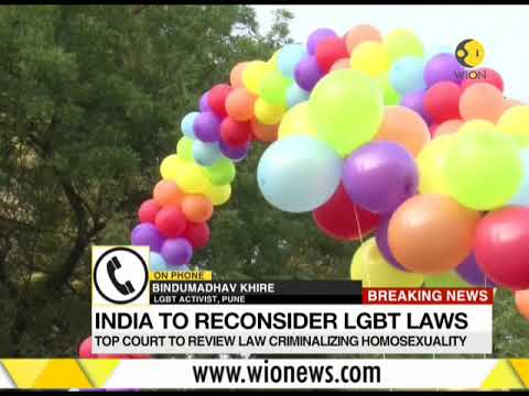 Breaking News: Supreme Court of India to reconsider criminalising homosexuality