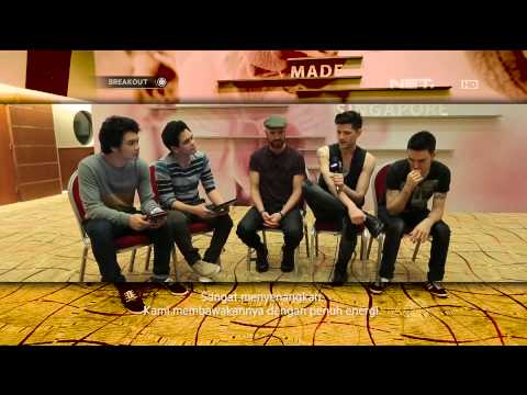 Breakout NET Special The Overtunes & The Script - 29 April 2015