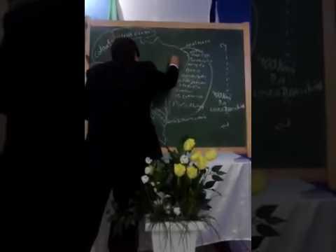 Profecia alerta - catástrofe detalhada no Brasil 2016 - Apostolo A. Carlos Cunha