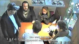 Diefstal van een horloge bij juwelier in Gent