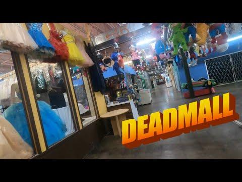 Bazaar El Royal   Dead Mall in Dallas, TX.