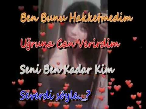Seni Ben Kadar Kim Sever.. ♥ Fenaa ♥