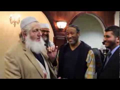 Amazing shahada with Yusuf Estes