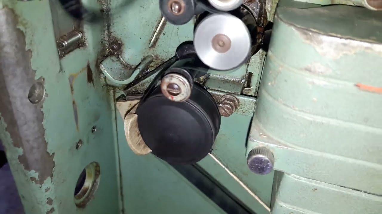 Photophone 16mm film projector repair