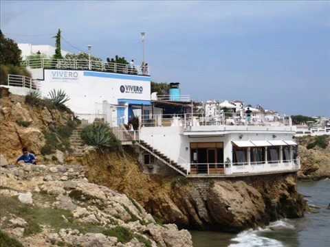 el vivero beach club restaurant sitges barcelona ForViveros Barcelona