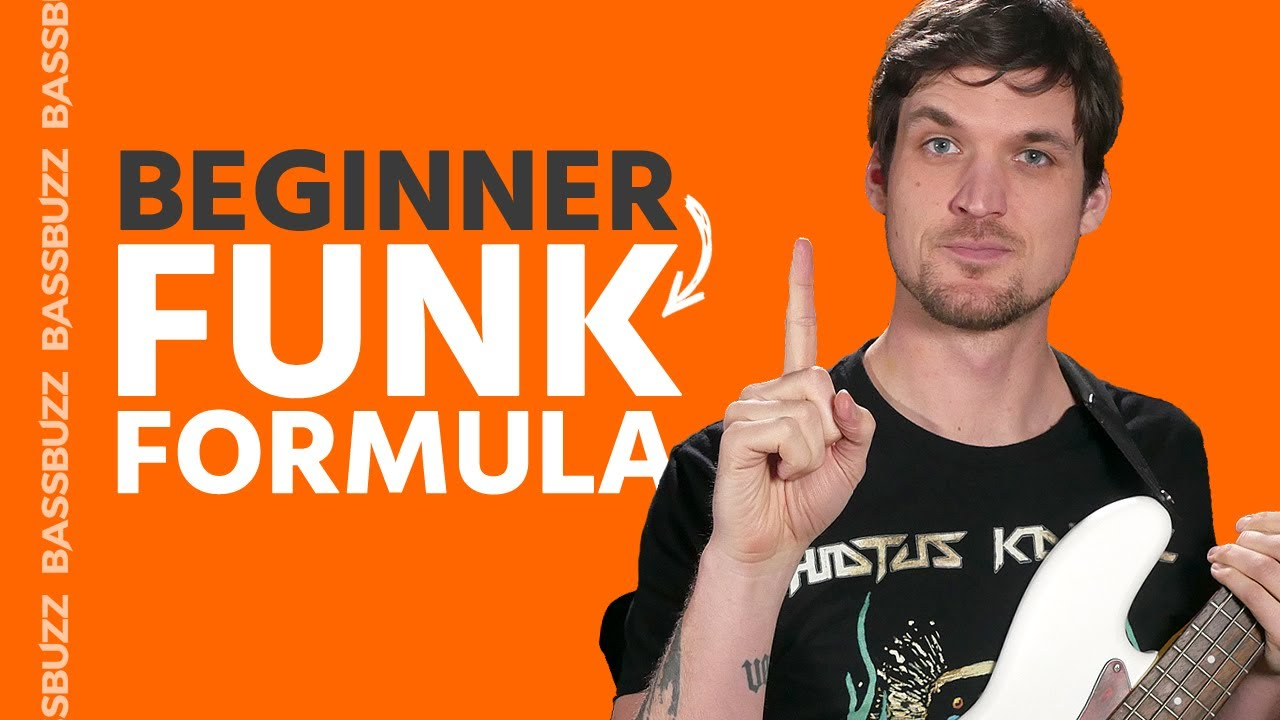 Download Beginner Funk Bass Made Simple (Bootsy's Funk Formula)
