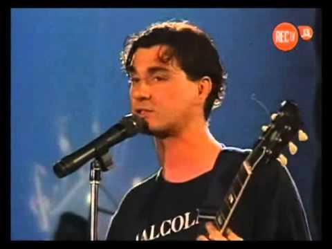 Los Tres – El Aval En Vivo, Chile, Venga Conmigo 1994