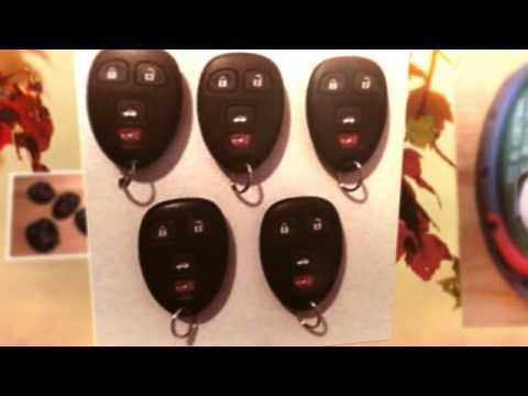 How To Replace Pontiac Grand Prix Key Fob Battery 2004