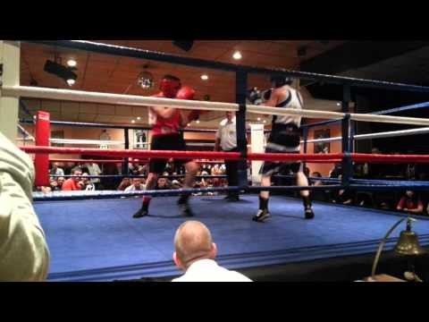 Connor wins at Hall Green ABC boxing club