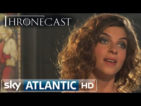 Game of Thrones Osha The Wilding: Natalia Tena Thronecast