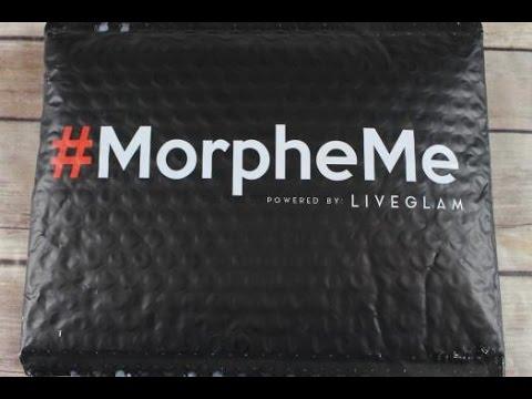 MorpheMe May 2017 Brush Subscription Unboxing + Free Brush #morpheme