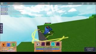 Roblox ? Terrenos de batalla elementales ? Cómo obtener EXP rápido! (Sin Hack)