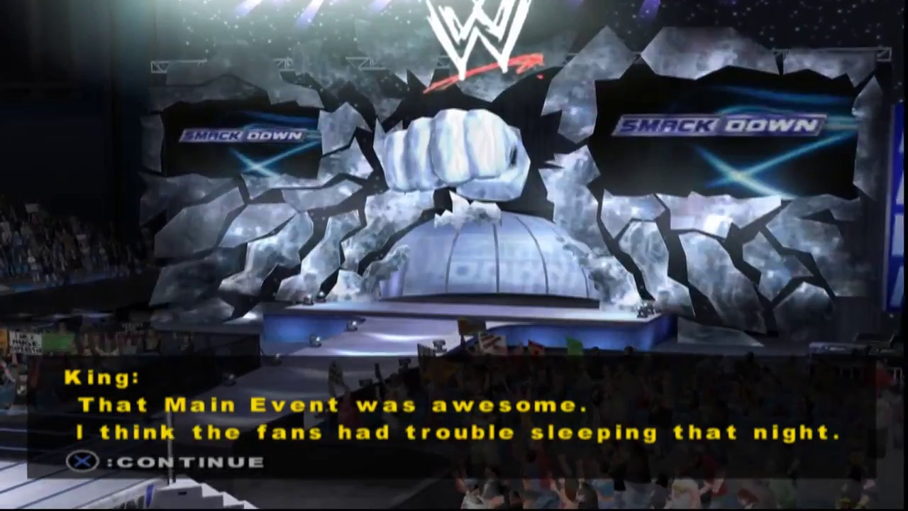 WWE SmackDown Here Comes the Pain ISO