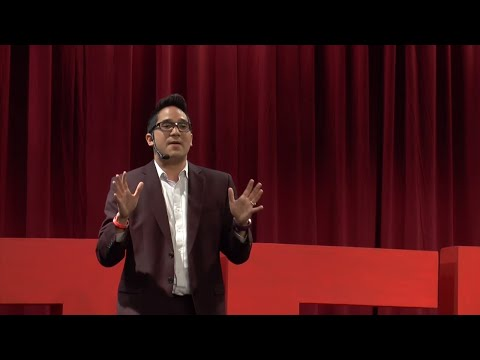 How To Unleash Youth Power | Zaim Mohzani | TEDxUTP