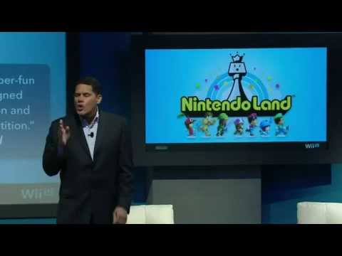 Wii U Preview Presentation (New York)
