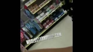 Tranny Exposes Straight Man Trying To Get Some Cheeks At Dollar Tree! I Still Like It From The Back