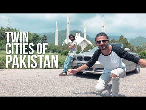 THE TWIN CITIES OF PAKISTAN   ISLAMABAD   RAWALPINDI I UKHANO VLOG