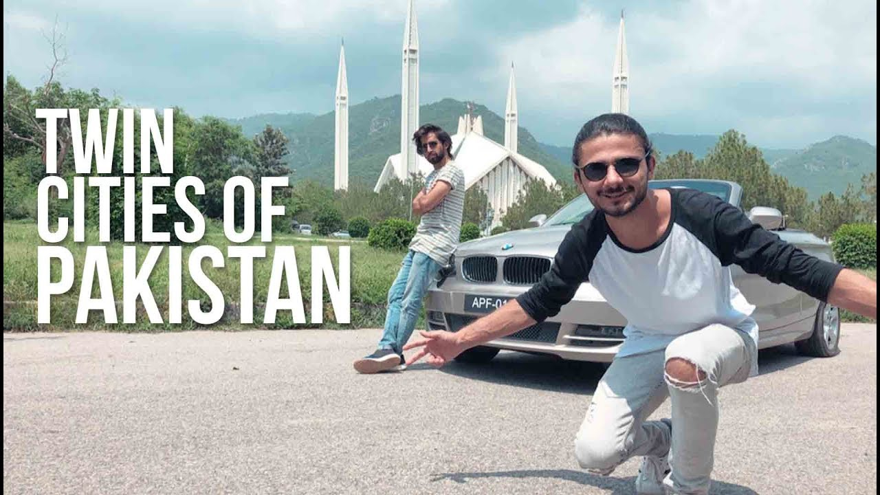 THE TWIN CITIES OF PAKISTAN | ISLAMABAD | RAWALPINDI I UKHANO VLOG