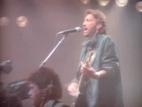 """Eric Clapton - """"Forever Man"""" [Official Music Video]"""