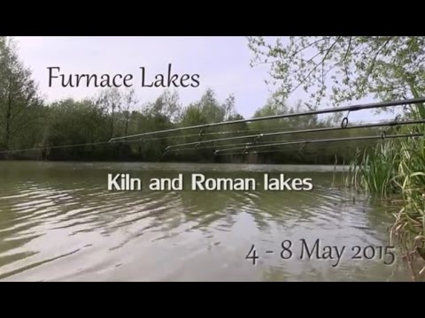 Furnace Lakes Fishery - West Sussex (4th to 8th May) 2015