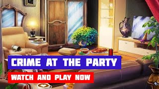 Crime at the Party · Game · Gameplay