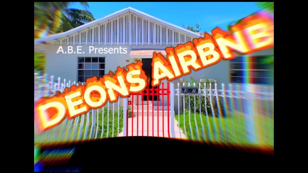Deons Miami Airbnb