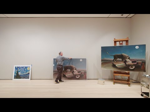 Art's Coming (S2, E7) | AT THE MUSEUM