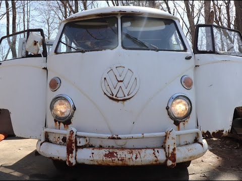 "Volkswagen Bus : Westfalia Camper : Vw Bus & the ""Pine Cone"" VW Bug in the woods Giveaway Contest !!"