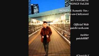 Gambar cover HONEY-L'Acoustic ver.-/L'Arc-en-Ciel(cover)