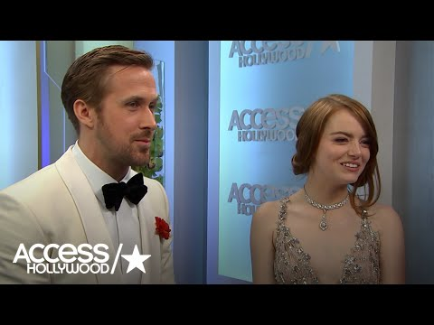 Thumbnail: Golden Globes: 'La La Land' Stars & Director Celebrate Awards Sweep!