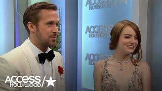 Golden Globes: 'La La Land' Stars & Director Celebrate Awards Sweep! | Access Hollywood