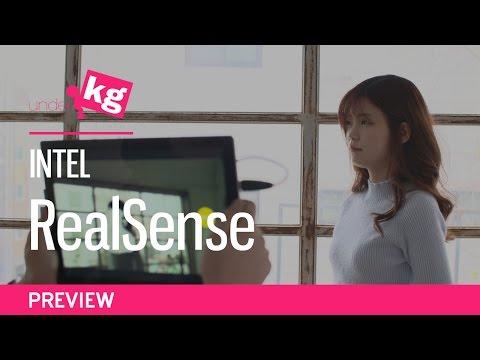 Intel RealSense Preview [4K]
