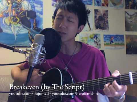 Breakeven - The Script (Acoustic Cover)