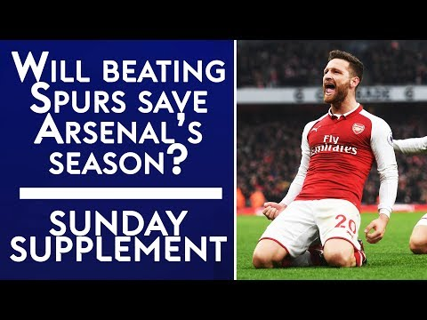 Is beating Spurs a season saving moment for Arsenal? | Sunday Supplement 19th November | Full Show