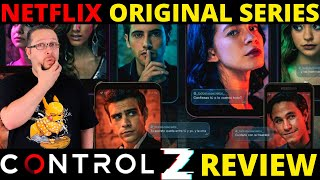 Control Z Netflix Original Series Review