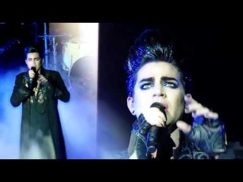 Adam Lambert - Sleepwalker *IMPROVED VERSION* Music Box LA