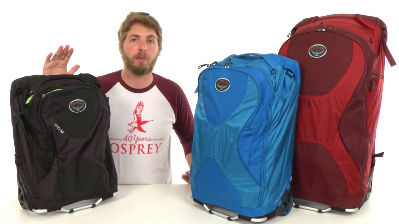 Osprey - Ozone 28\'/80L SKU:7974495 - YouTube