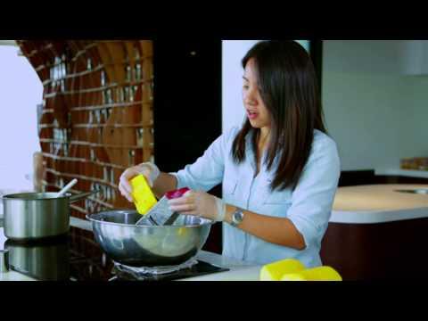 Healthy Recipe: Sugar Free Pineapple Tarts