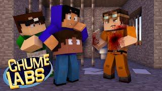 Minecraft: FUGA IMPOSSÍVEL! (Chume Labs 2 #25)