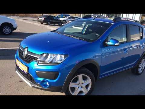 Купить Рено Сандеро Степвей (Renault Sandero Stepway) 2015 г с пробегом бу в Саратове Элвис Trade In