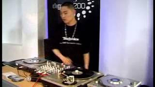 Technics SL-DZ 1200 Scratch Demo by DJ ROCKID