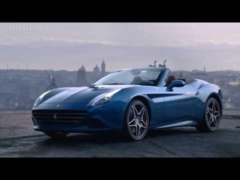 Ferrari California T - Official video promo